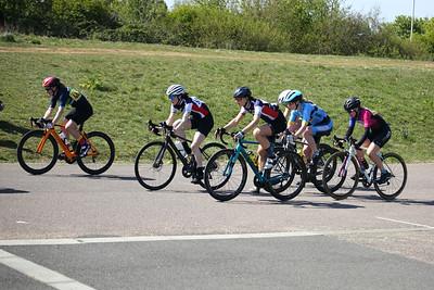 Westerley Spring Crits Ladies race