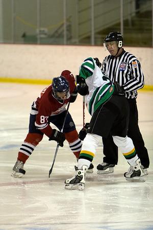 Moon Hockey, JV, 2010/01/25 at Taylor Alderdice