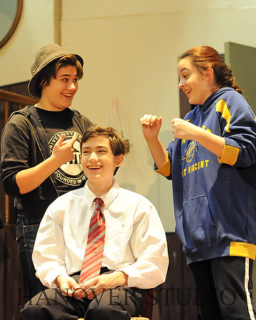 17 DCHS FALL PLAY-MOUSE TRAP