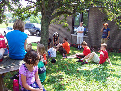 LOMO Outreach, Christ the King, Twinsburg - July 8-12, 2013