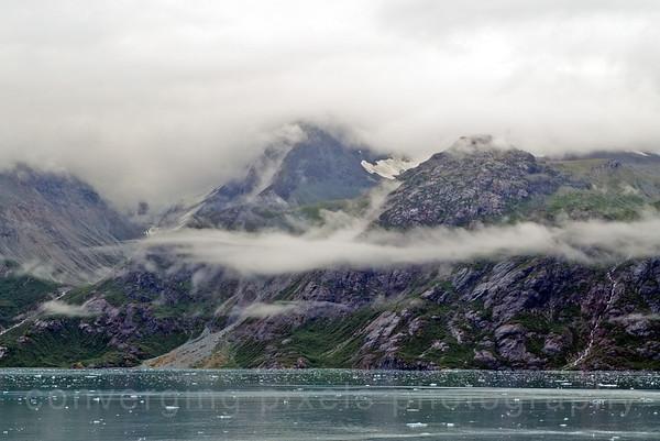 """Glacier Bay National Park, Alaska. """"Glacier Bay #1"""" (my favorite)"""