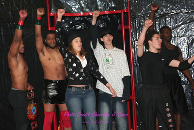 04 Bobby Ocean vs Ariel with Mercedes Martinez