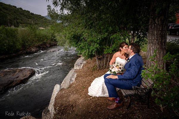 Tara & Andy, Backyard Wedding in Minturn 2021
