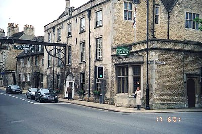 The George at Stamford