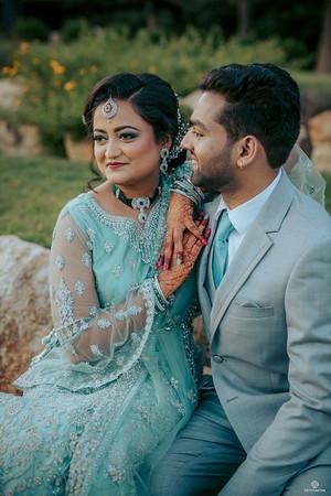 Puja & Akash Engagement