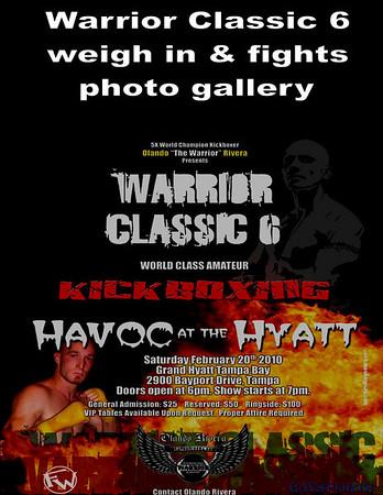 Warrior Classic 6