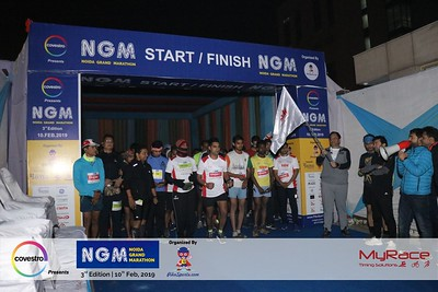Noida Grand Marathon 2019