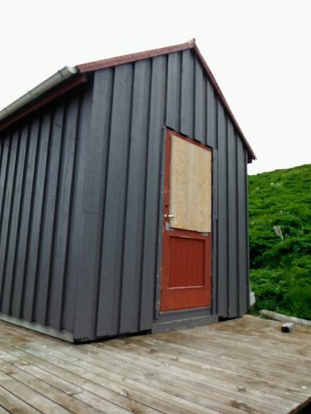 Hornvík - Horn. Sjávarhúsið. 2014.