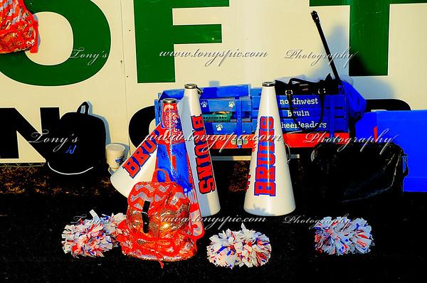 Cheerleaders @ Pickens 3 Oct 2014