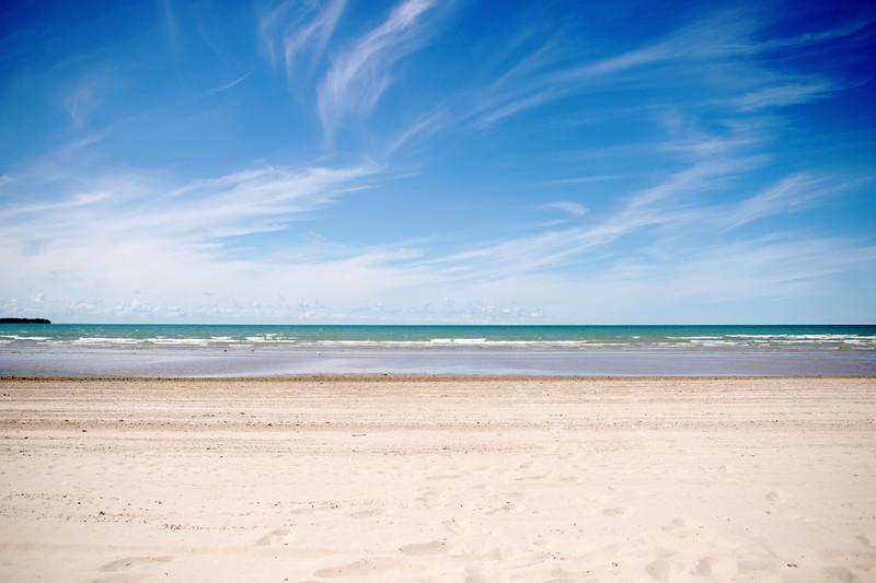Sandbanks Provincial Park Dunes Beach