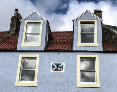 Pittenweem Scotland - 15 March 2020