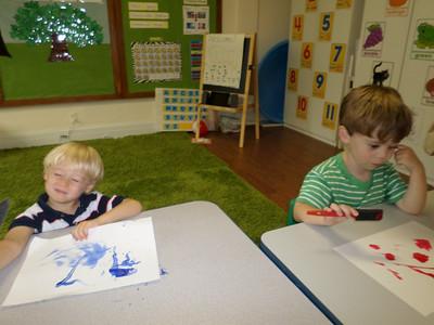 2013-2014 Preschool Everyday Pictures