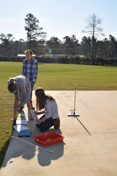 5th Grade Rocket Launch