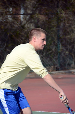 Boys Var Tennis 4-28-14MrO'Connor
