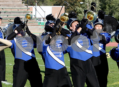 Shore Regional High School Marching band 10-16-10