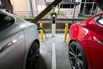 Palo Alto EV Charging Station