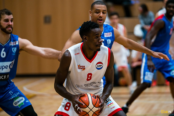 SAM 2017-18 Swiss Basketball League