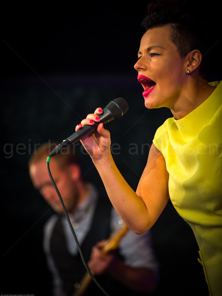 Stina Stenerud & her Soul Replacement at Tapperiet at Notodden Blues Festival 2013