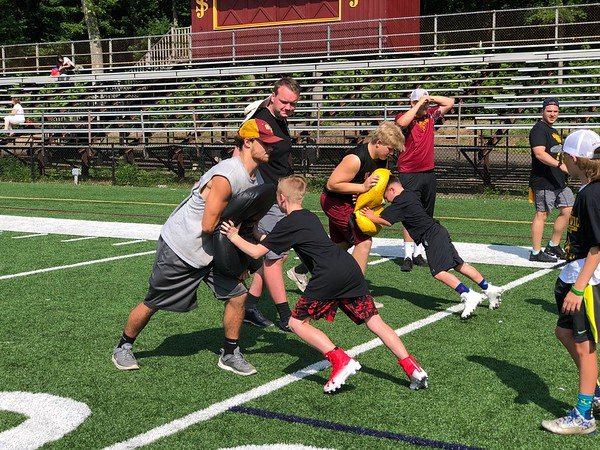 2nd Annual Tyler Matakevich Clinic
