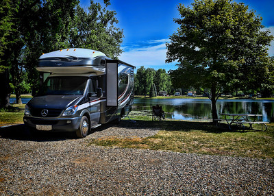 Haas Lake Park RV Campground 2018