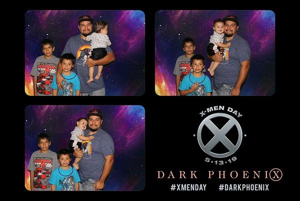 X-Men Promotion 5/13/19