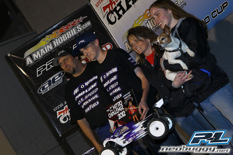 2012 Dirt Nitro Challenge - Day 5, Buggy Finals