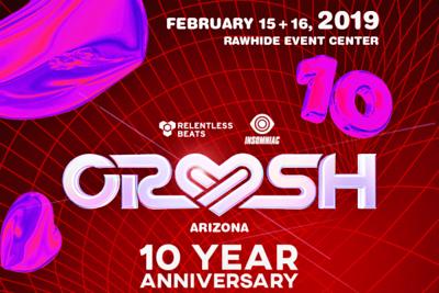 Crush Arizona (2019) – 10th Anniversary