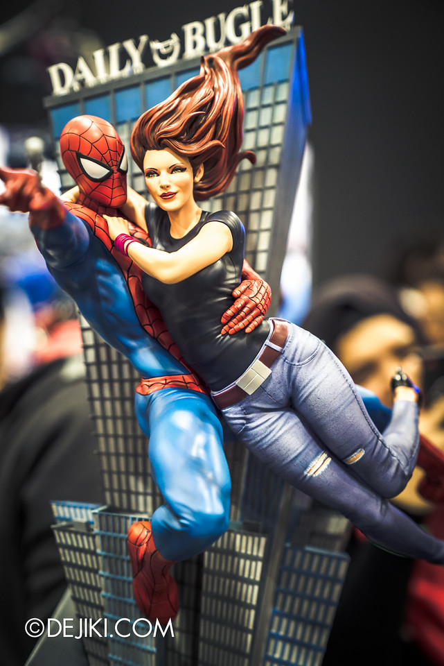 STGCC 2016 - XM Studios / Spiderman