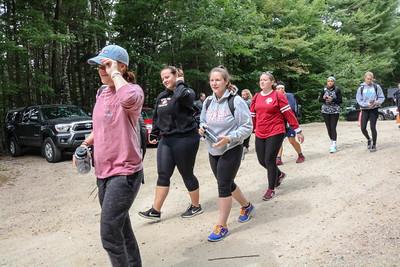 Grand Monadnock Climb 9-9-18