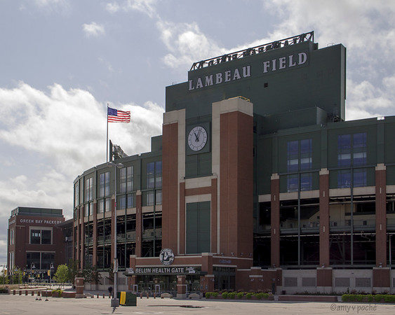 Packers vs Rams at Lambeau Field, August 31, 2017