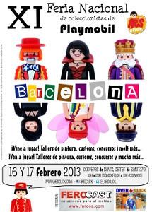 11º Feria Nacional de Coleccionistas de Playmobil