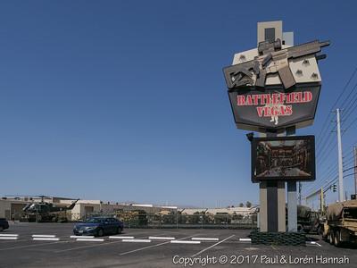 Battlefield Vegas AFVs - Las Vegas, NV