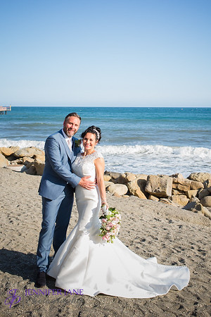 Danielle and Tommy - H10 Palace Hotel, Estepona
