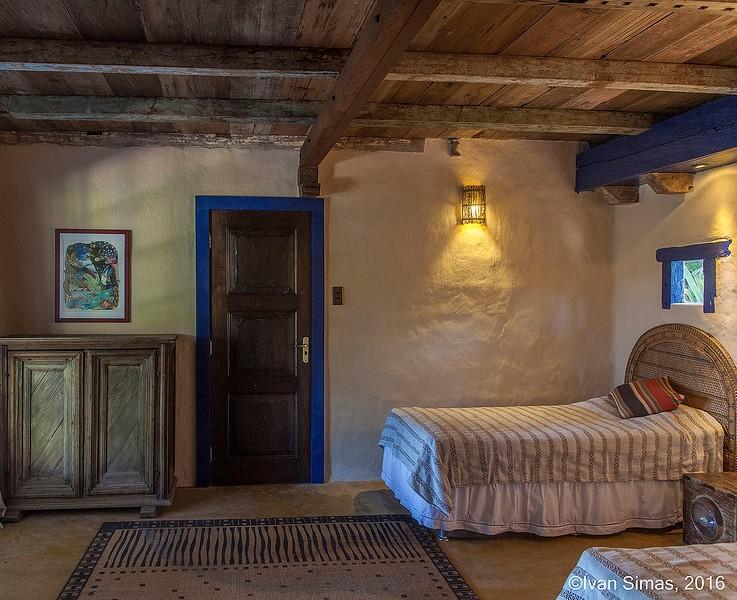 Fazenda Maison Casa Bromelia Maison e Maison office Bedroom (5).JPG