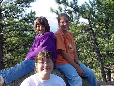 2001:  Rocky Mt Natl Park