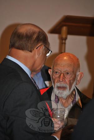 DTC Dinner Honors Herb Rosenthal