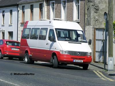 Portlaoise (Bus), 23-06-2015, 25-06-2015