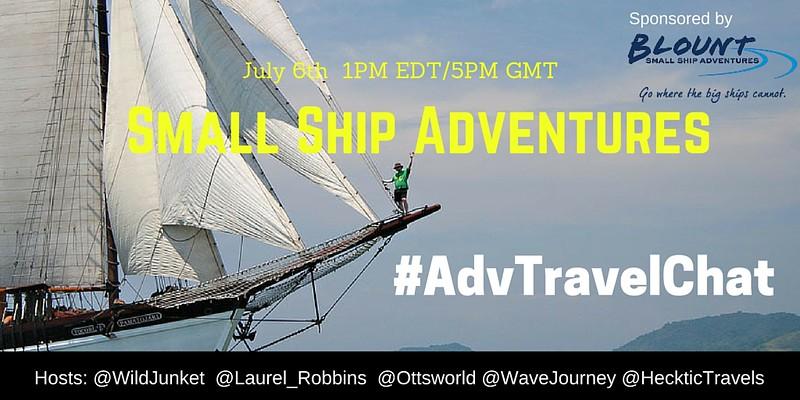 small ship adventures