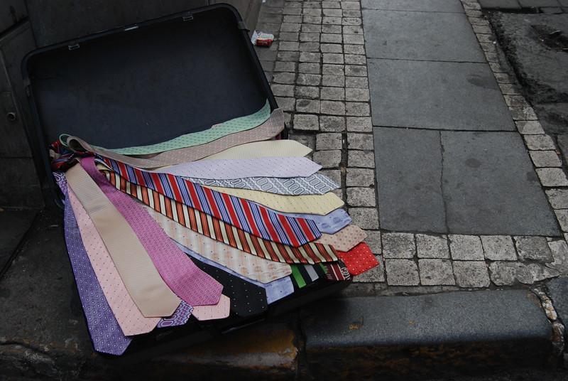 Tie Suitcase, Istanbul