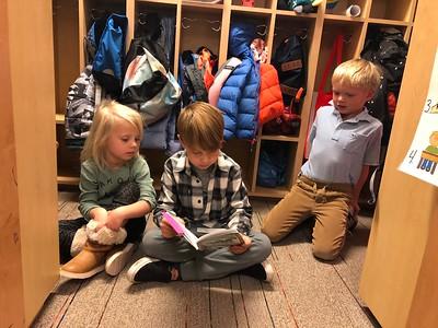 Kindergarten in action 201819