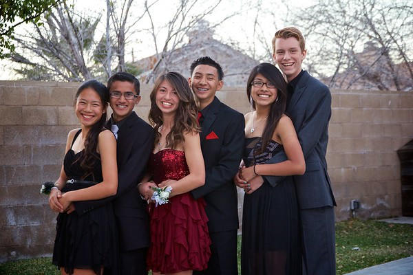 GVHS Winter Formal 2014