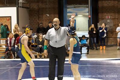 Wrestling vs. NMH, Hyde & Deerfield