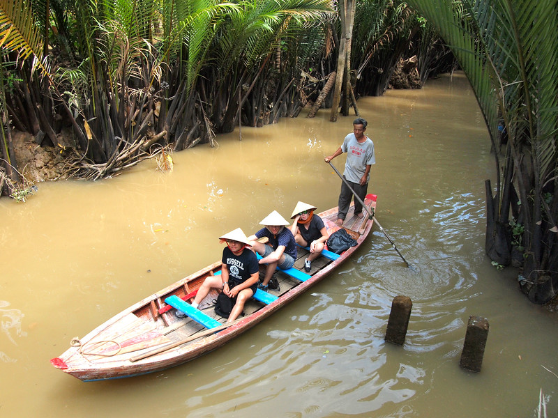 In the Mekong Delta