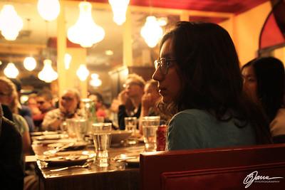 'Why Minerva' Dinner
