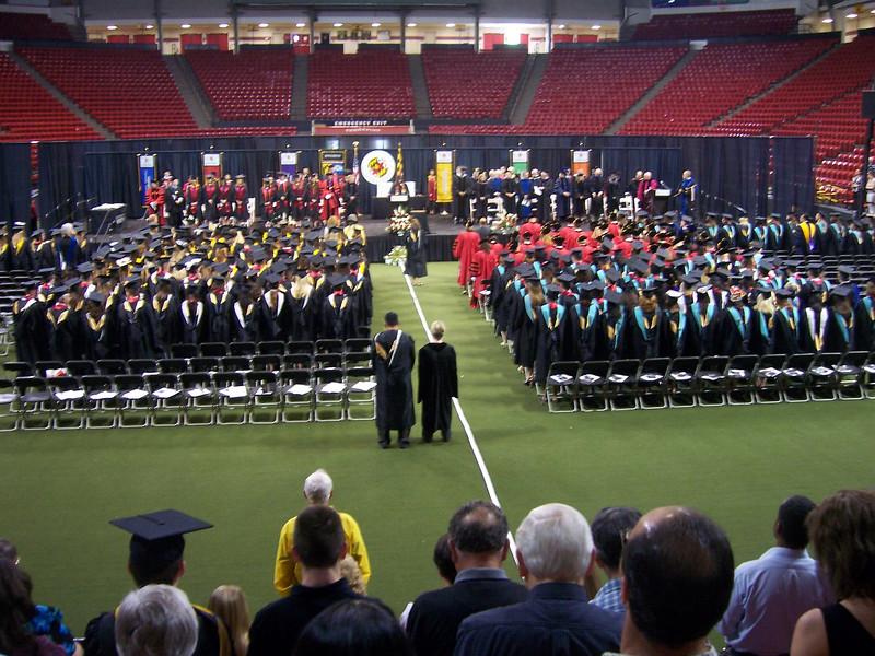 Let's get to graduatin'