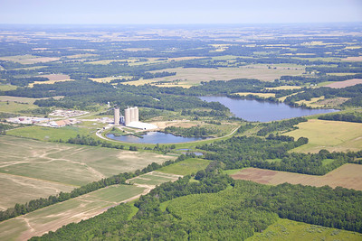 Aerial Pictures from June 1, 2011