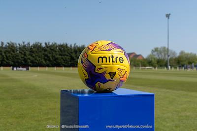 Yaxley FC vs Leicester Nirvana CS Final 0-1