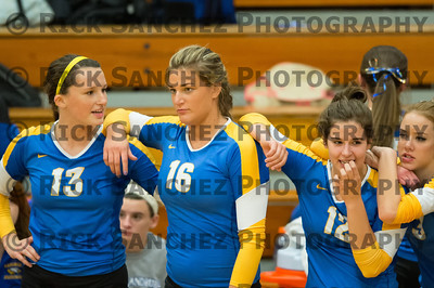 09-27-12 Sandburg vs Lockport Girls Volleyball