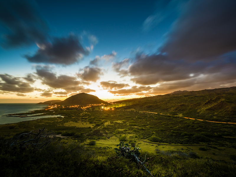 Travel Photography Blog - Hawaii. O'ahu Island. Koko Head
