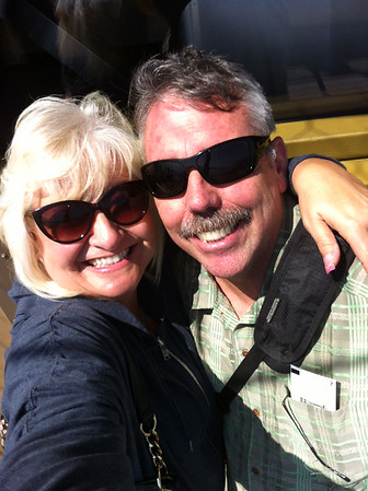 Annie & Scott Selfies